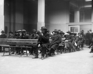 REAL LIFE: The anarchists awaiting deportation.