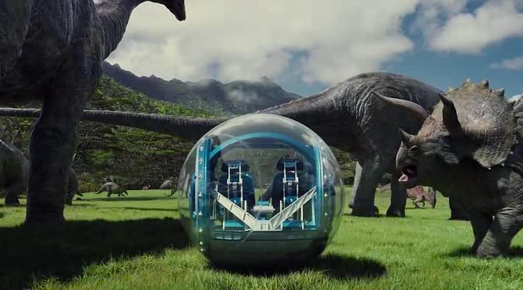 Jurassic World 2015 The Anarcho Geek Review